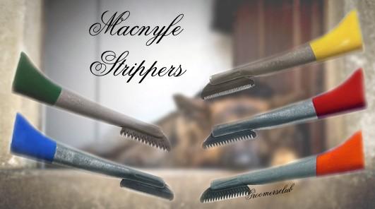 Стрипперы Macknyfe